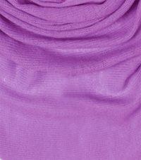 chusta welniana w kolorze sliwkowym