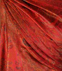 szal-jedwabny-jamawar-w-kolorze-czerwonym