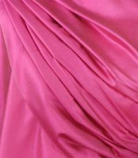 szal jedwabny gladki w kolorze rozowym