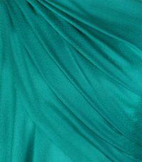 szal damski welniany zielony