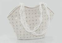 biała torebka z cyrkoniami U1432_b_1