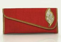 torebka kopertowka czerwona